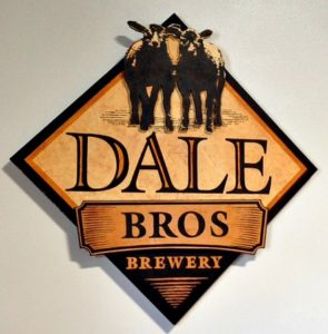 Dale Bros. Brewery 2120 Porterfield Way Upland, CA 91786 Hours Tuesday- Sunday: 12pm to 9pm
