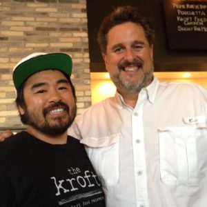 Jeff and Owner, Hugh Pham