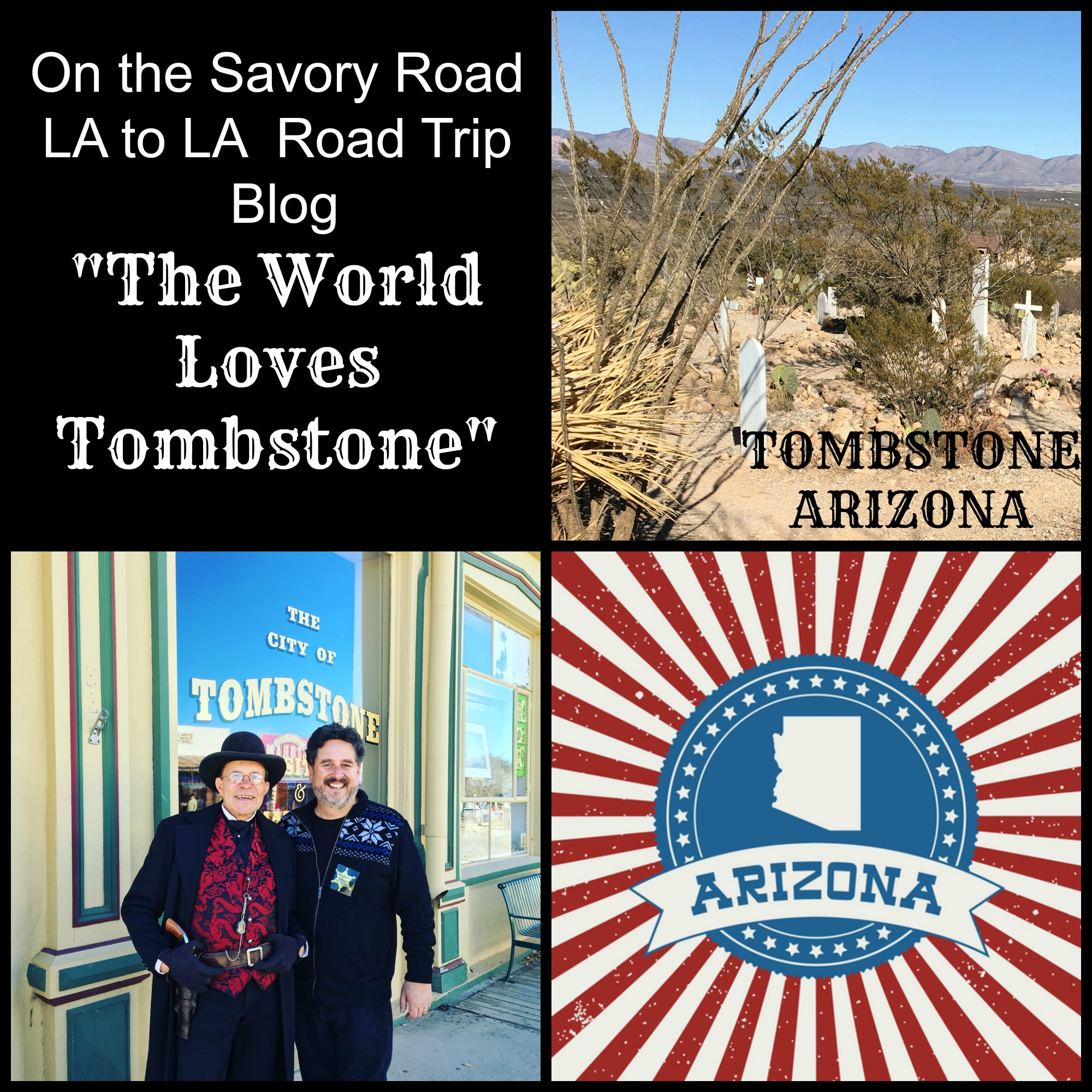 BLOG: The World Loves Tombstone