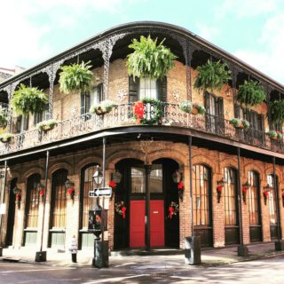 BLOG/Radio – French Quarter, Food Tour: New Orleans