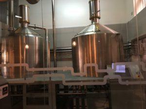 More brew equipment