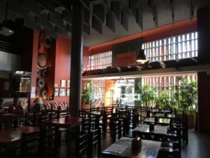 Inside Barranco Beer Company