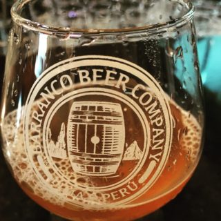 RADIO: Craft Brewery in Lima, Peru