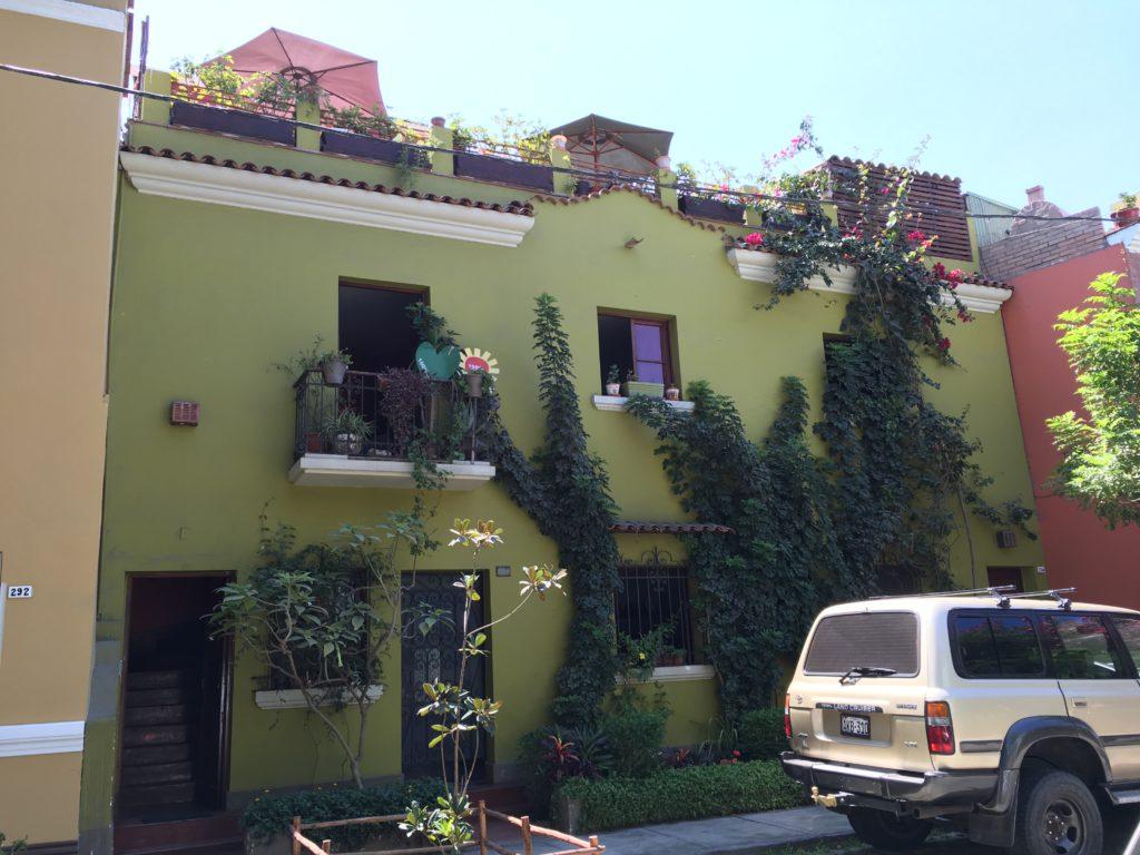 Casa Nuestra, our Airbnb