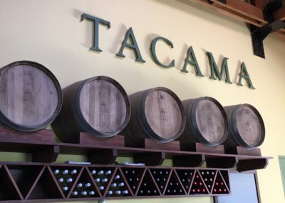 Tacama Vineyards