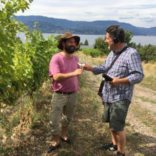 Radio: Summerhill Pyramid Winery, BC Road Trip