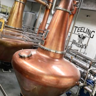 RADIO: Teeling Whiskey Company, Dublin, Ireland