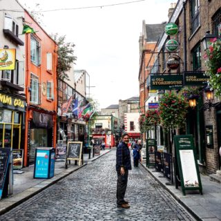 Delightful Dublin: Pubs, Music and a Lovely Airbnb – 2016
