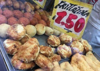 Street Food in Naples